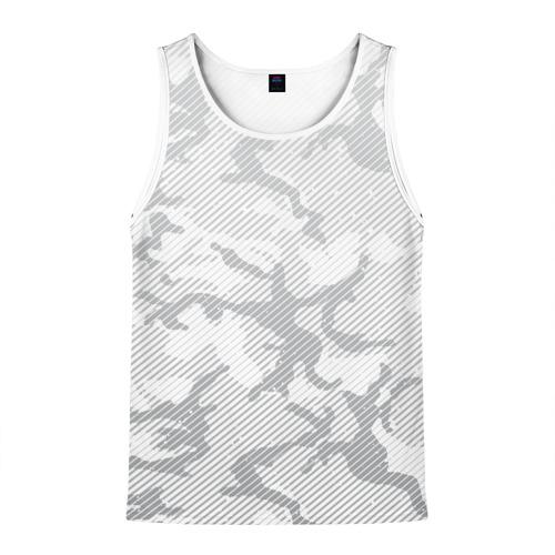 Мужская майка 3D  Фото 01, Lite Camouflage Lines