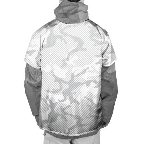 Накидка на куртку 3D  Фото 02, Lite Camouflage Lines