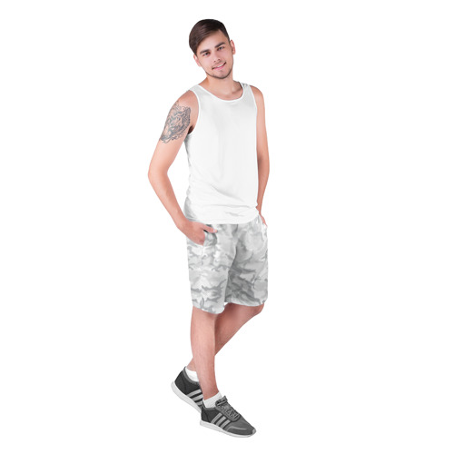 Мужские шорты 3D  Фото 03, Lite Camouflage Lines