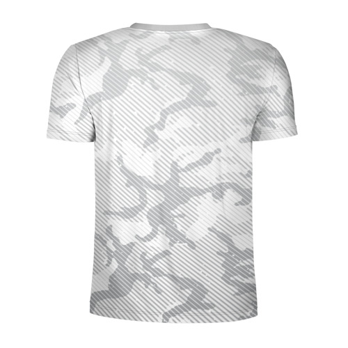 Мужская футболка 3D спортивная  Фото 02, Lite Camouflage Lines