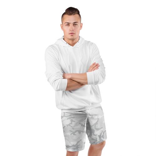 Мужские шорты 3D спортивные  Фото 05, Lite Camouflage Lines