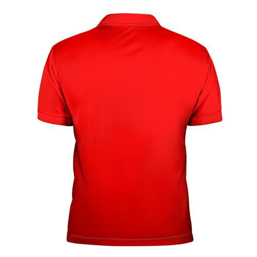 Мужская рубашка поло 3D  Фото 02, Альберт - сделано в СССР