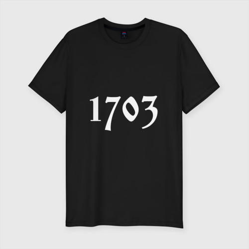 Мужская футболка премиум  Фото 01, 1703