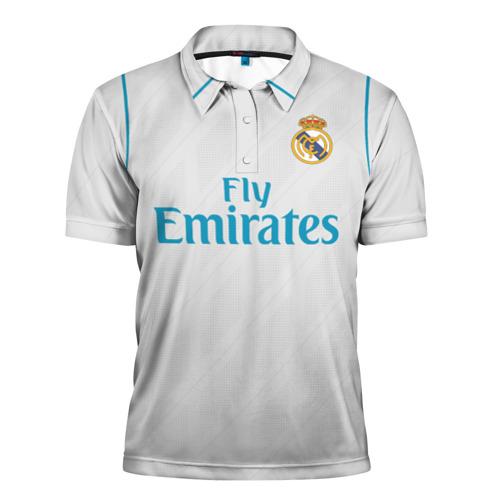 Мужская рубашка поло 3D  Фото 01, Ramos 17-18