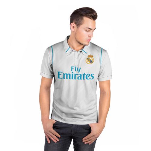 Мужская рубашка поло 3D  Фото 05, Ramos 17-18