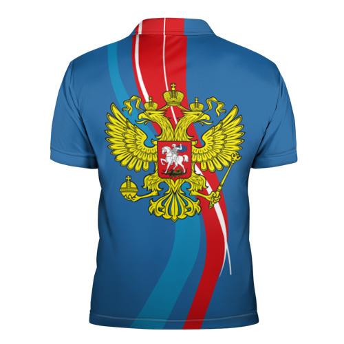 Мужская рубашка поло 3D  Фото 02, Герб Дмитрий