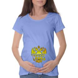 Ирина в золотом гербе РФ