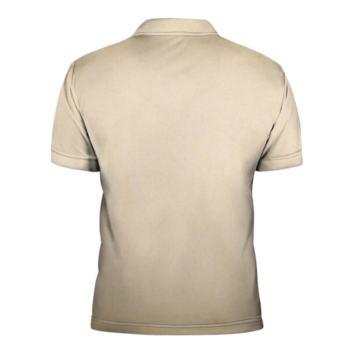 Мужская рубашка поло 3D  Фото 02, Настоящая любовь