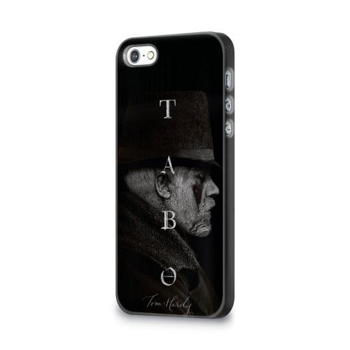 Чехол для Apple iPhone 5/5S 3D  Фото 03, Том Харди - Табу