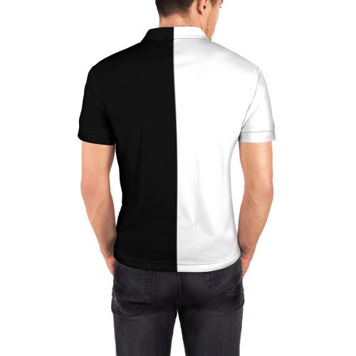 Мужская рубашка поло 3D  Фото 04, Kurona & Nashiro (Tokyo Ghoul)