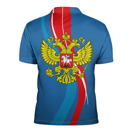 Мужская рубашка поло 3D  Фото 02, Герб Станислав