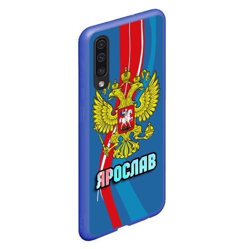 Чехол для Samsung A50 Герб Ярослав Фото 01