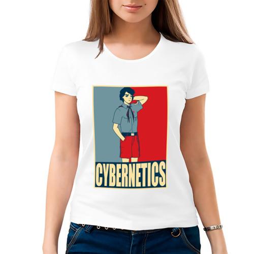 "Женская футболка из хлопка ""Everlasting Summer_15"" фото 1"