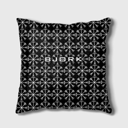 Подушка 3D  Фото 01, Bjork