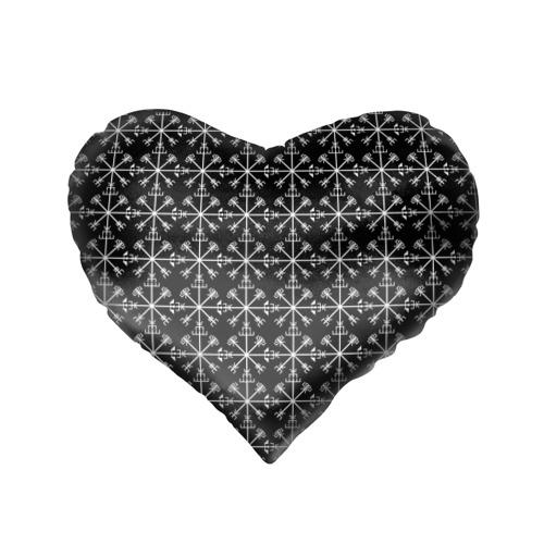 Подушка 3D сердце  Фото 02, Bjork
