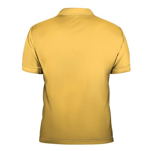 Мужская рубашка поло 3D  Фото 02, Медведь Хипстер Love