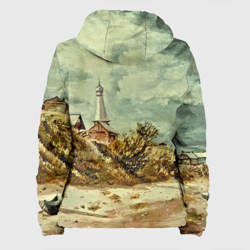 Женская куртка 3D  Фото 02, Старинный город
