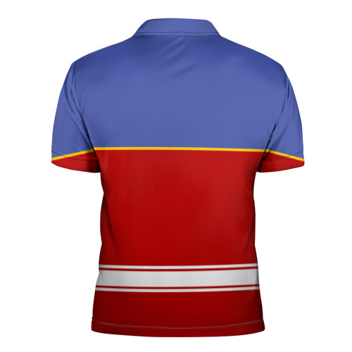 Мужская рубашка поло 3D  Фото 02, Хоккеист Марк