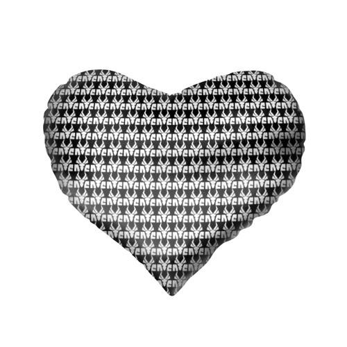 Подушка 3D сердце  Фото 02, Die Antwoord