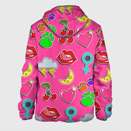 Мужская куртка 3D  Фото 02, Вкусняшки