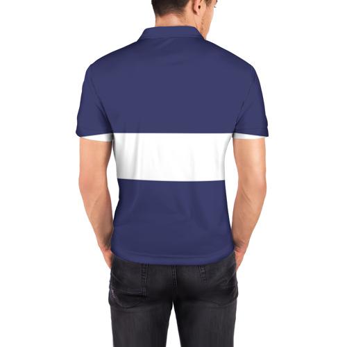 Мужская рубашка поло 3D  Фото 04, SUBARU SPORT