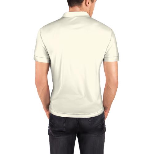 Мужская рубашка поло 3D  Фото 04, Том Круз
