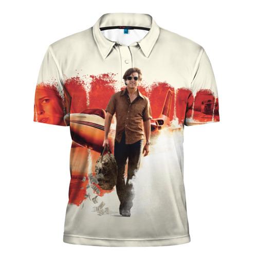 Мужская рубашка поло 3D  Фото 01, Том Круз
