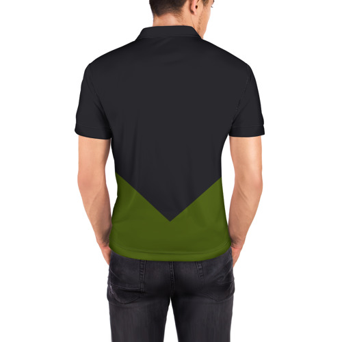 Мужская рубашка поло 3D  Фото 04, KSSMSS