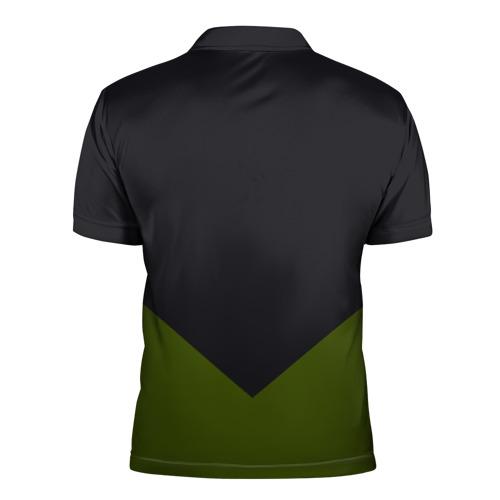 Мужская рубашка поло 3D  Фото 02, KSSMSS
