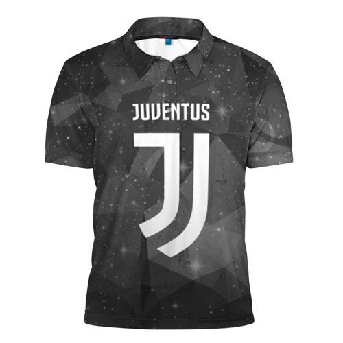 Мужская рубашка поло 3D  Фото 01, Juventus Cosmos
