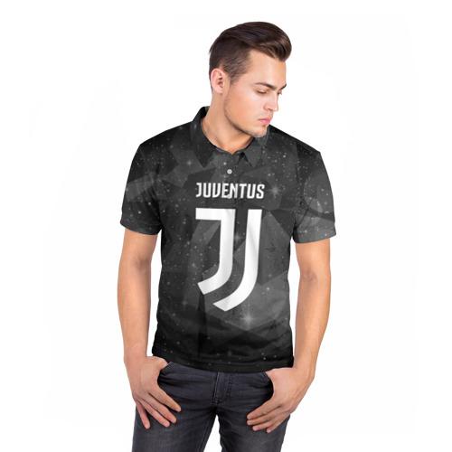 Мужская рубашка поло 3D  Фото 05, Juventus Cosmos