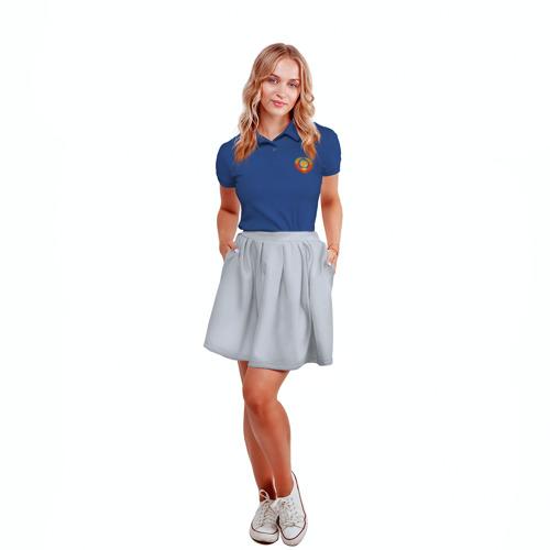 Женская рубашка поло 3D Олимпиада - 72 Фото 01