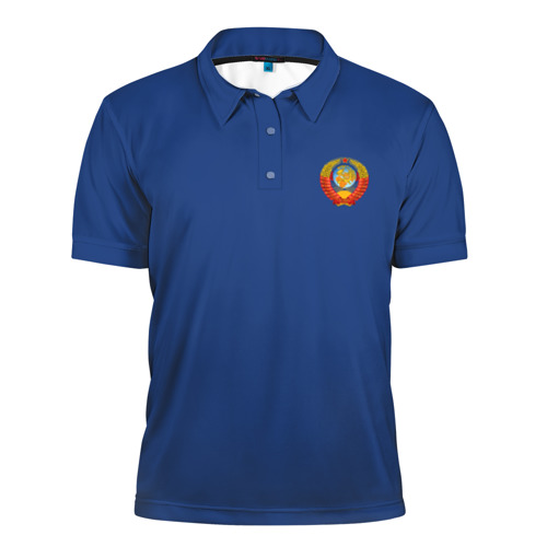Мужская рубашка поло 3D  Фото 01, Олимпиада - 72