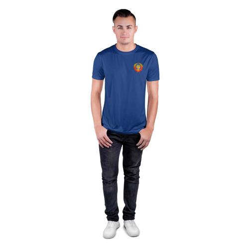 Мужская футболка 3D спортивная Олимпиада - 72 Фото 01