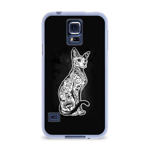 Чехол для Samsung Galaxy S5 силиконовый  Фото 01, cat