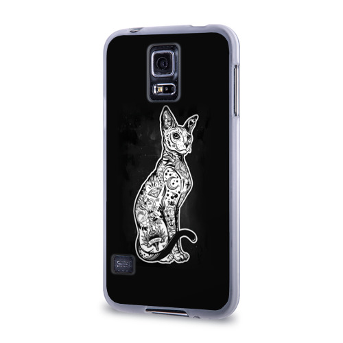 Чехол для Samsung Galaxy S5 силиконовый  Фото 03, cat
