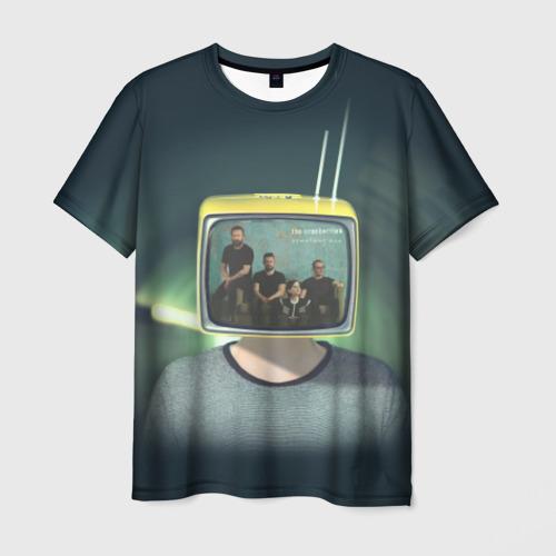 Мужская футболка 3D  Фото 03, The Cranberries