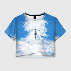Clouds Miku
