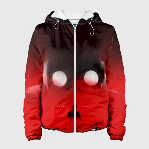 Женская куртка 3D  Фото 01, Хаски Крот