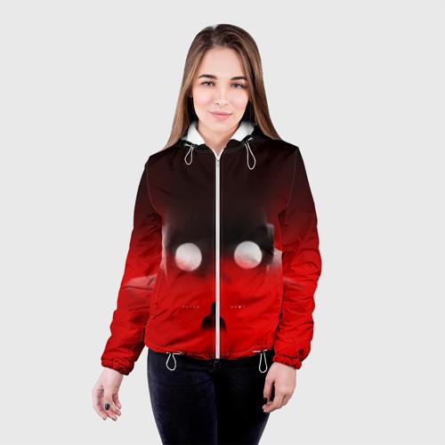 Женская куртка 3D  Фото 03, Хаски Крот