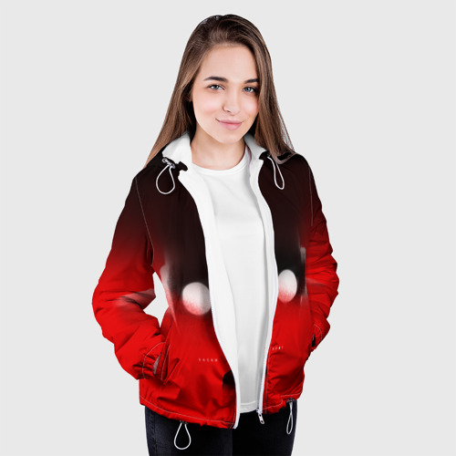Женская куртка 3D  Фото 04, Хаски Крот