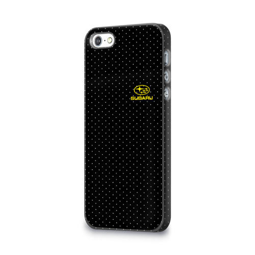 Чехол для Apple iPhone 5/5S 3D  Фото 03, SUBARU SPORT  b