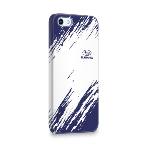 Чехол для Apple iPhone 5/5S 3D  Фото 02, SUBARU SPORT