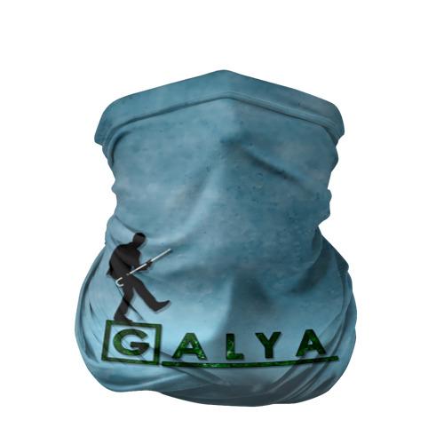 Бандана-труба 3D  Фото 01, Галя в стиле Доктор Хаус