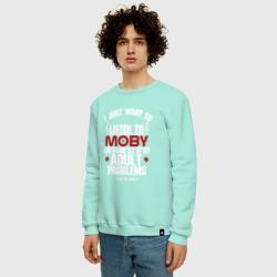 Я прост хочу слушать Moby