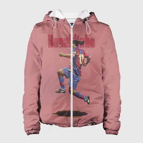 Женская куртка 3D  Фото 01, Роналдиньо