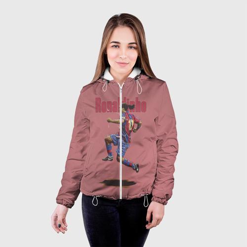 Женская куртка 3D  Фото 03, Роналдиньо