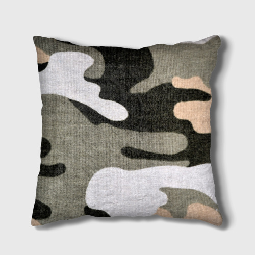 Подушка 3D  Фото 02, Хакки цвет