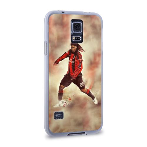 Чехол для Samsung Galaxy S5 силиконовый  Фото 02, Ronaldinho