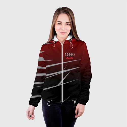 Женская куртка 3D  Фото 03, AUDI  SPORT